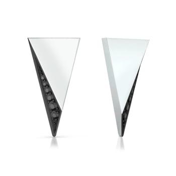 Arrowhead  Diamond Earrings