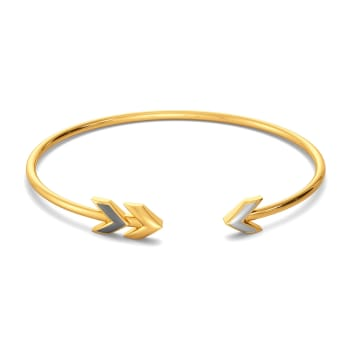 Greys At Work Gold Bangles