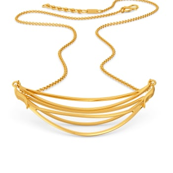 Chic Play Gold Necklaces