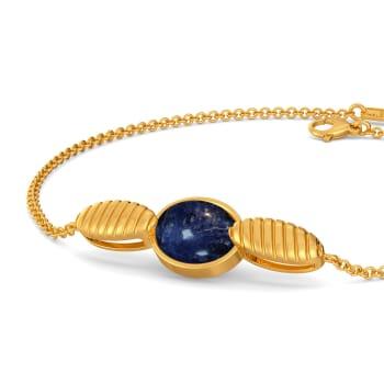 Bleach Block Gemstone Bracelets