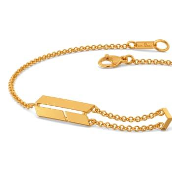 That 70s Vibe Gold Bracelets