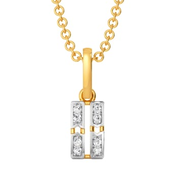 Classic Edit Diamond Pendants