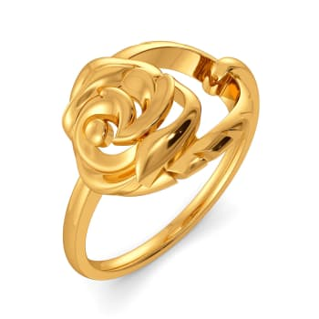 Thorn Theory Gold Rings