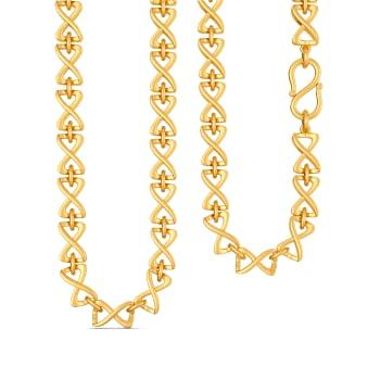 Grace N Glaze Gold Chains