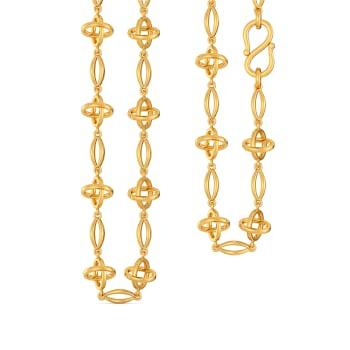 Suave de Star Gold Chains