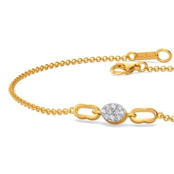 Squad Queen Diamond Bracelets