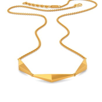 Behold the Bold Gold Necklaces