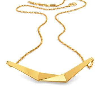 Contour Rebels Gold Necklaces