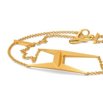Suit Strong Gold Bracelets