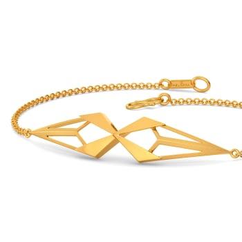 Bold N Spunky Gold Bracelets