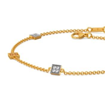 Colour Crowd Gemstone Bracelets