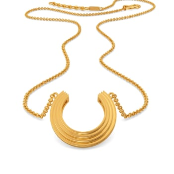 Suit Suave Gold Necklaces