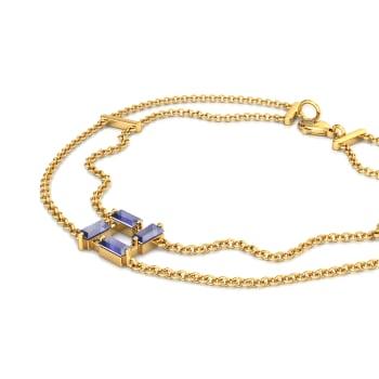 Serge de Nimes Gemstone Bracelets