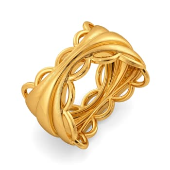 Ruff No Fuss Gold Rings