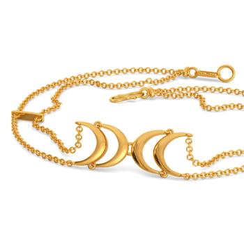 Net Set Go Gold Bracelets