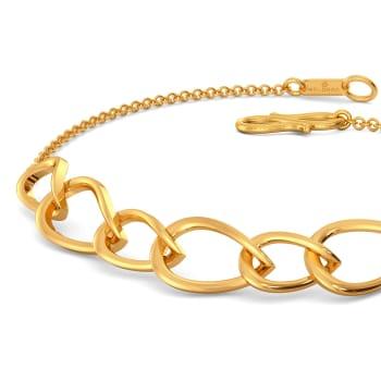 Match the Mesh Gold Bracelets