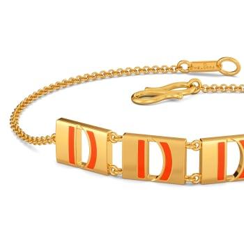 Daily Dances Gold Bracelets