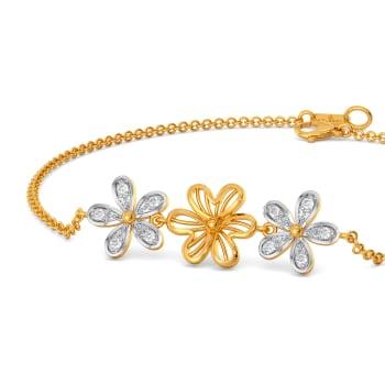 Fab & Floral Diamond Bracelets