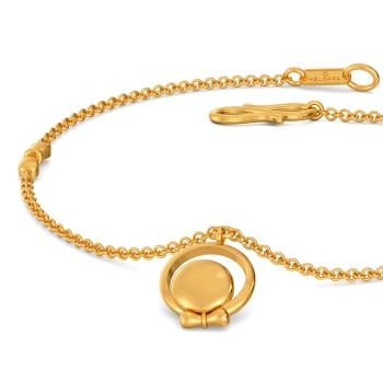 Feisty Hats Gold Bracelets