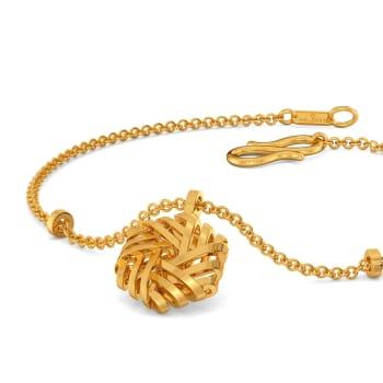 Reveal N Conceal Gold Bracelets