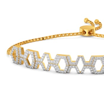 Cocktail Care Diamond Bracelets