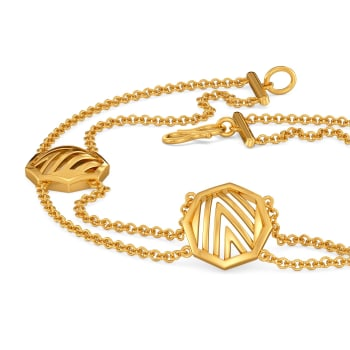 Parisian Parade Gold Bracelets