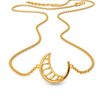 Tales of Theatrics Gold Necklaces