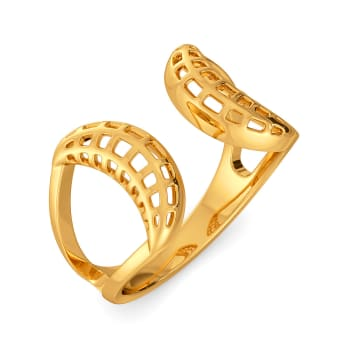 Fantasy Finds Gold Rings