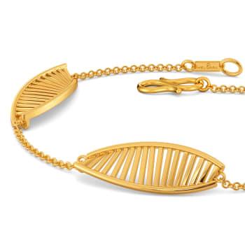 Fashion Fables Gold Bracelets