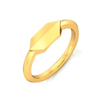 Gold Fling Gold Rings