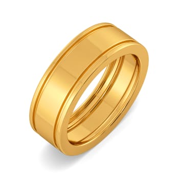 Easy Edit Gold Rings