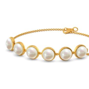 Dot the Polka Gemstone Bracelets