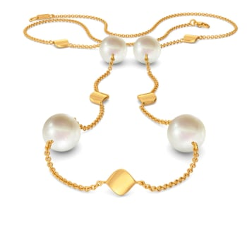 Polka Party Gemstone Necklaces