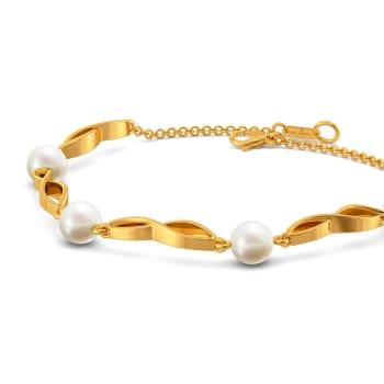 Dot the Pearl Gemstone Bracelets