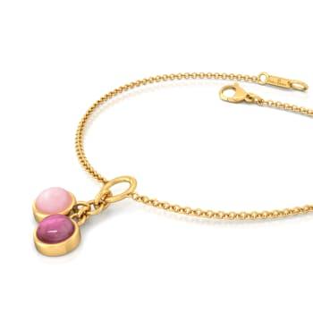 La Vie en Rose Gemstone Bracelets