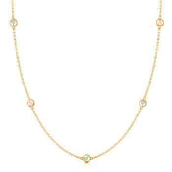 Tutti Frutti Sorbet Gemstone Necklaces