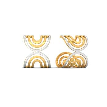 FourC Gold Earrings