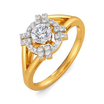 Classic Crush Diamond Rings