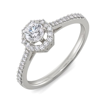 Sparkle Suave Diamond Rings
