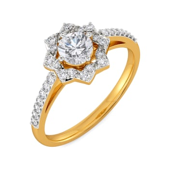 Serendipity Diamond Rings