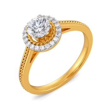 Timeless Twists Diamond Rings