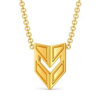 Baggy Bermuda Gold Pendants