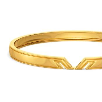 Baggy Bermuda Gold Bangles