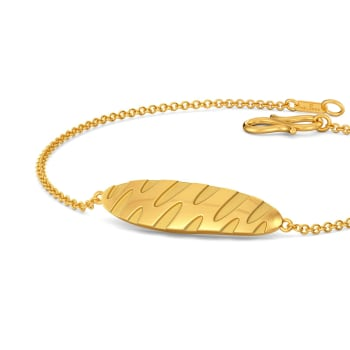 Groove Trove Gold Bracelets