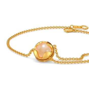 Sassy Sand Gemstone Bracelets