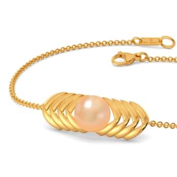 Peach Palette Gemstone Bracelets