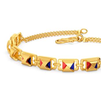 Preppy Revived Gold Bracelets