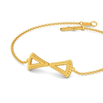 Two Tiered Gold Bracelets