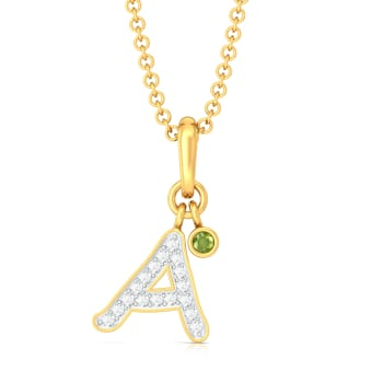 Alice! Diamond Pendants