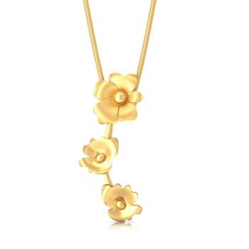 Taffeta Gold Pendants